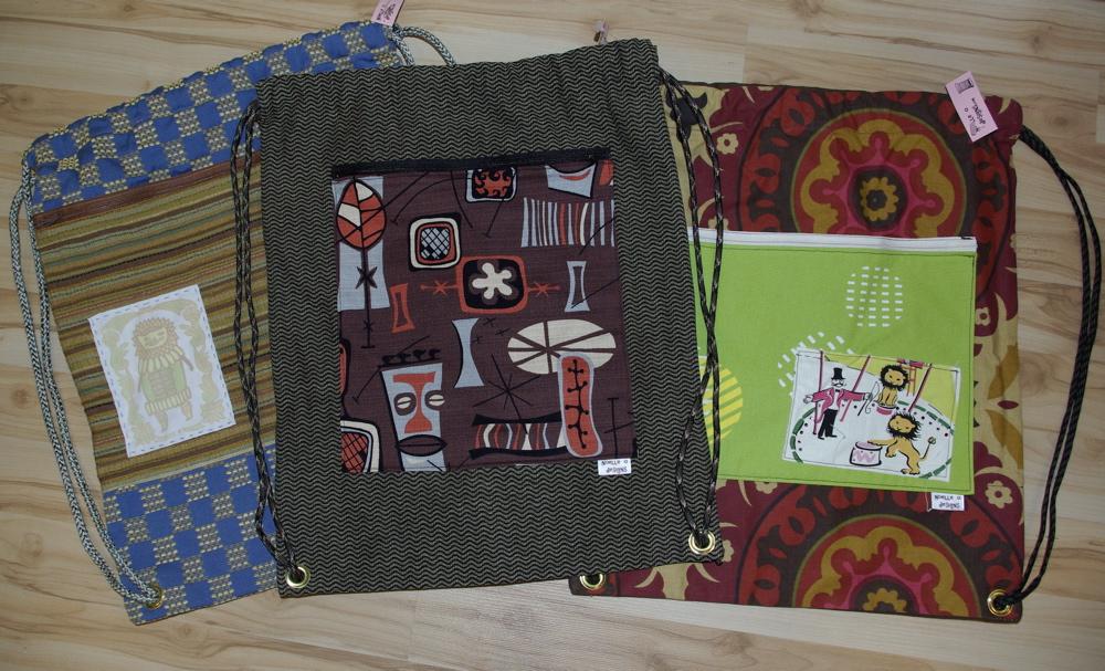 noelle o designs string bags