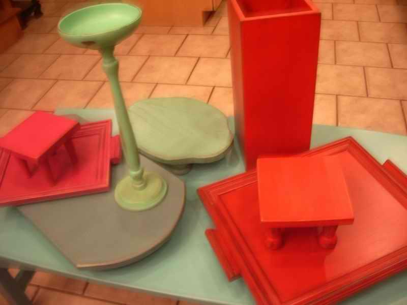 color box goods