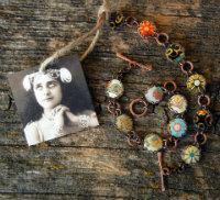 Linda-Hart-Vintage-Tin-bracelets