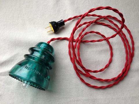 insulatorlightredcord