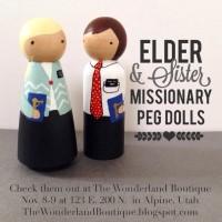 tomi hill - peg dolls