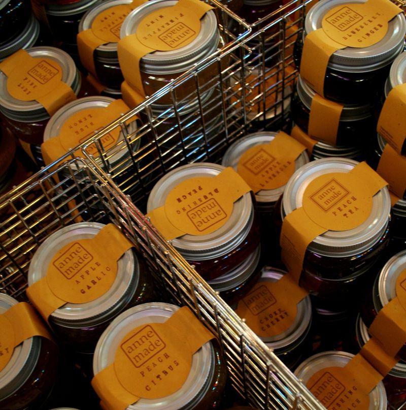 anne made jam