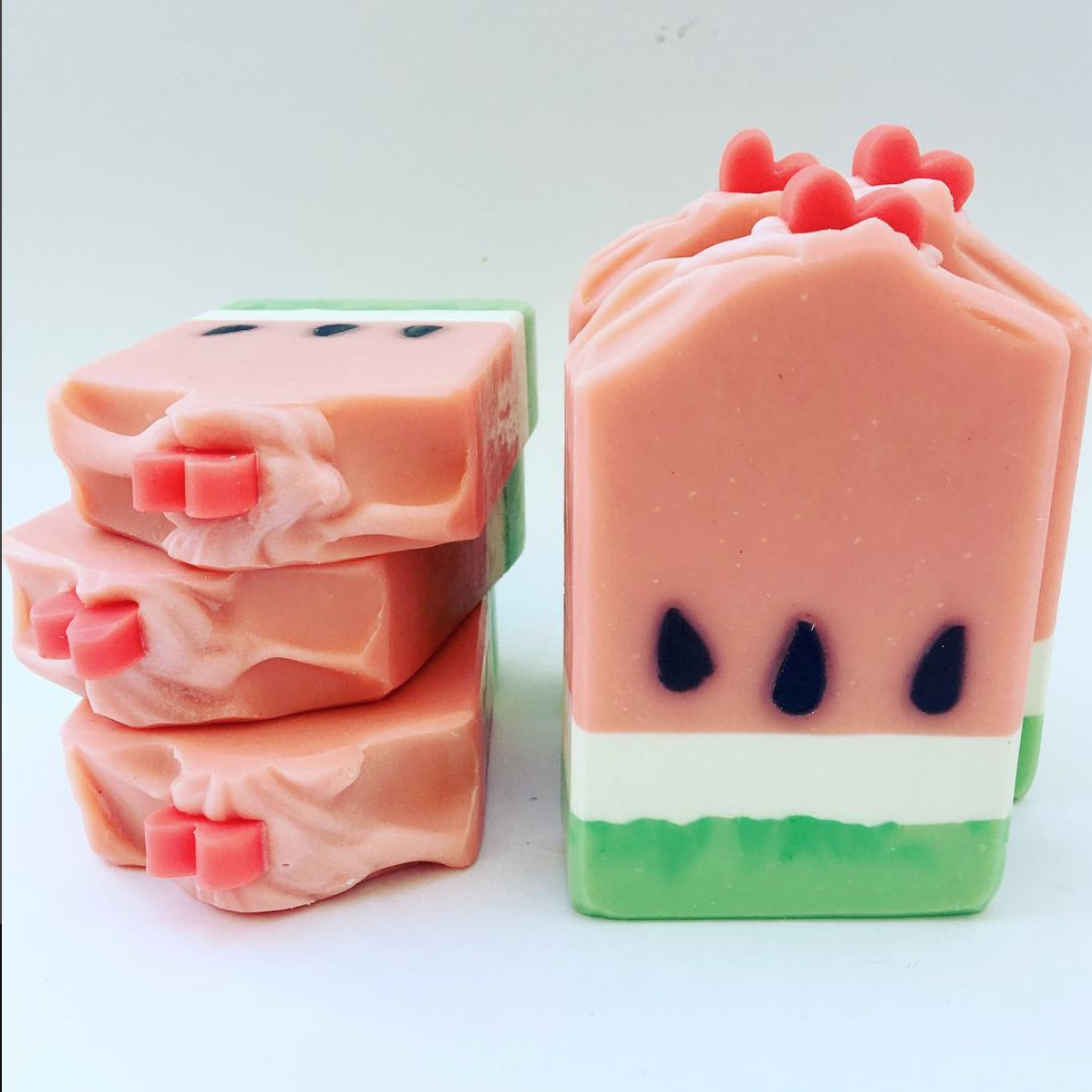Pink Squirrel Soap
