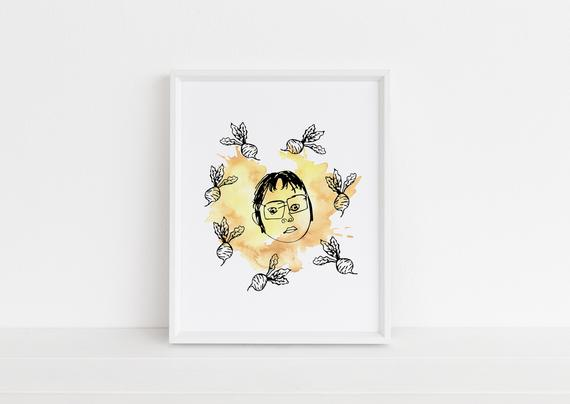 Tiny Tuna Prints