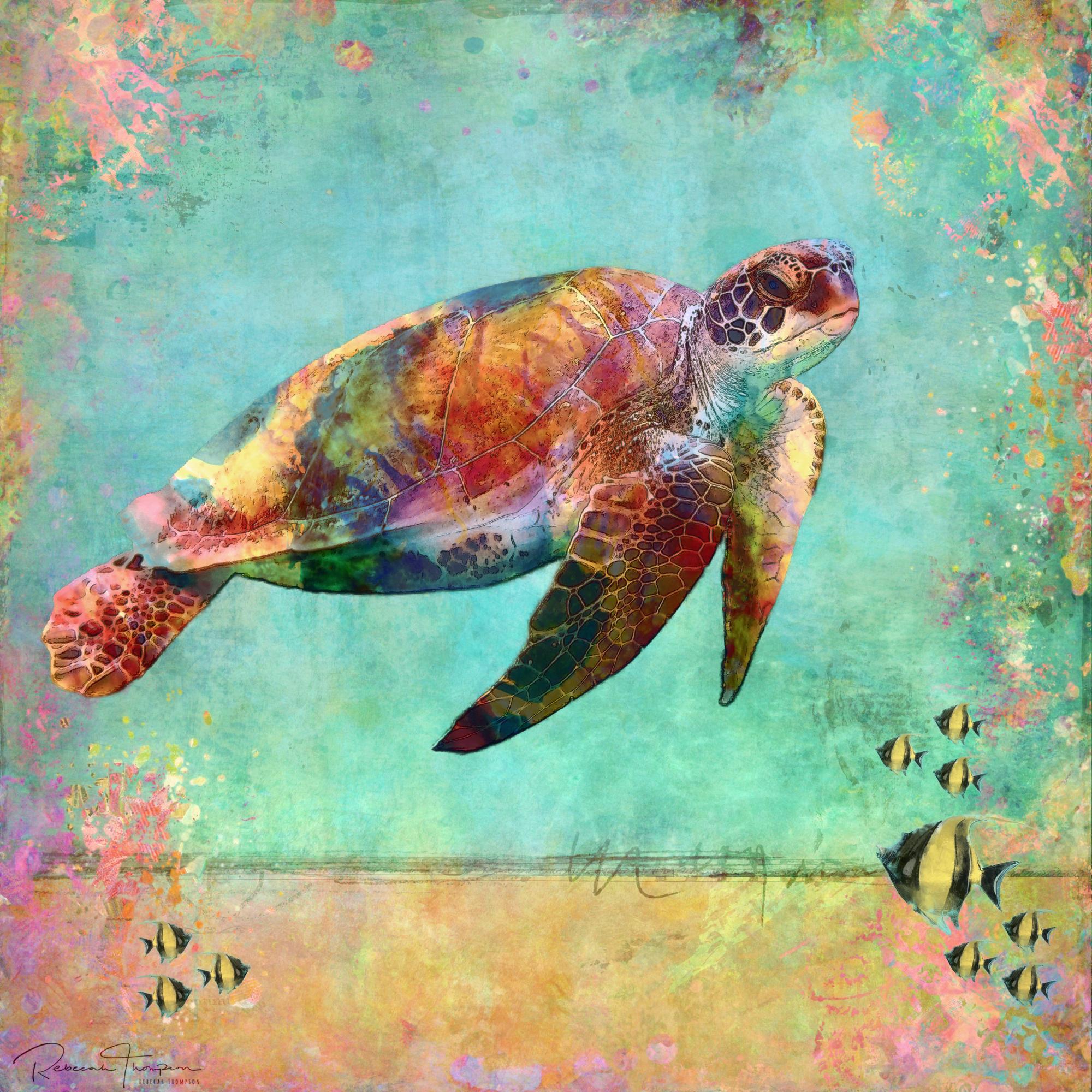 Sea Turtle 1 (small signed).jpg