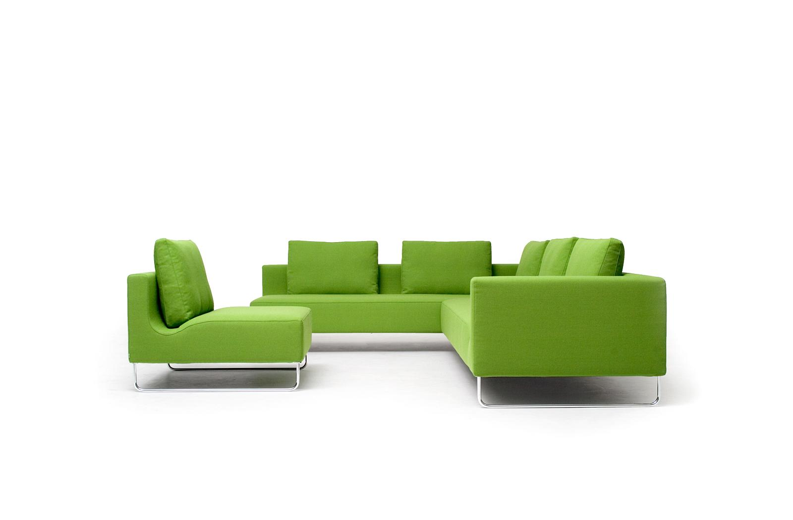 Bensen Canyon Sectional