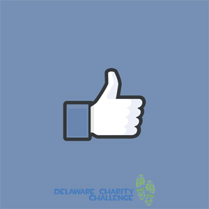 The Team Fundraising Pages are updated in real-time and can be seen at the  Delaware Charity Challenge Crowdrise Page .