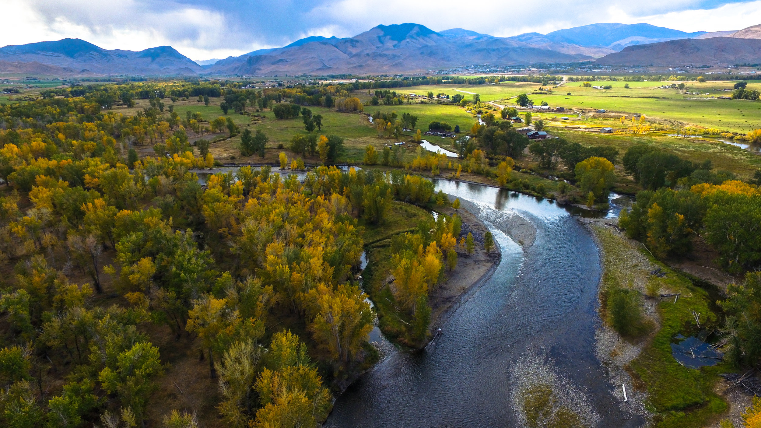 Fell in love with Idaho this Fall