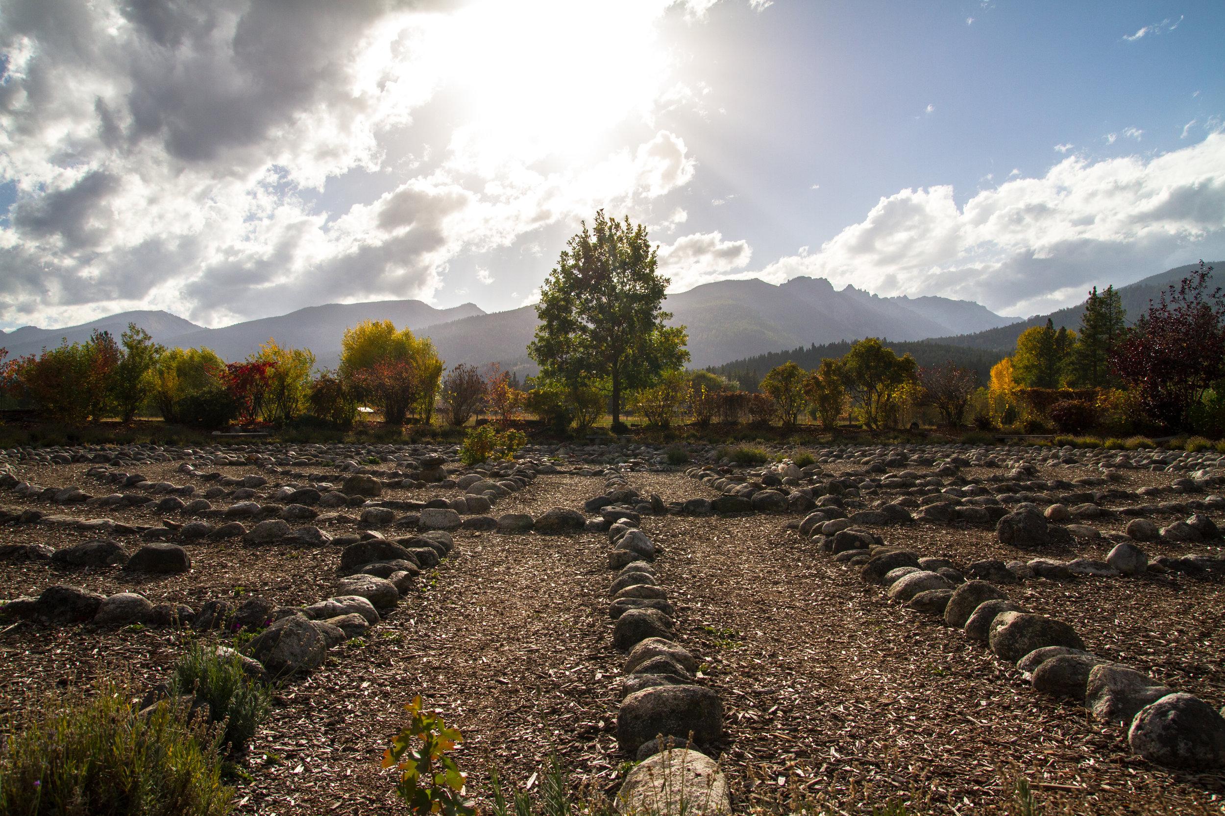 Getting Spiritual in Montana