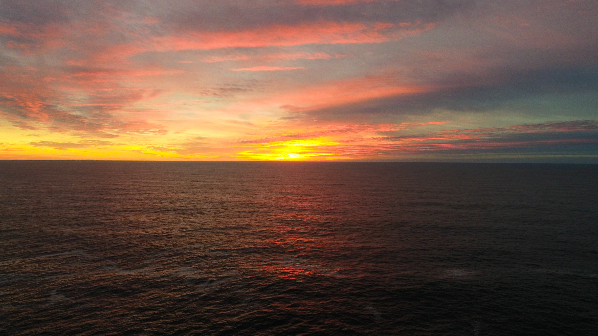 Nothing Better than Coastal Sunsets