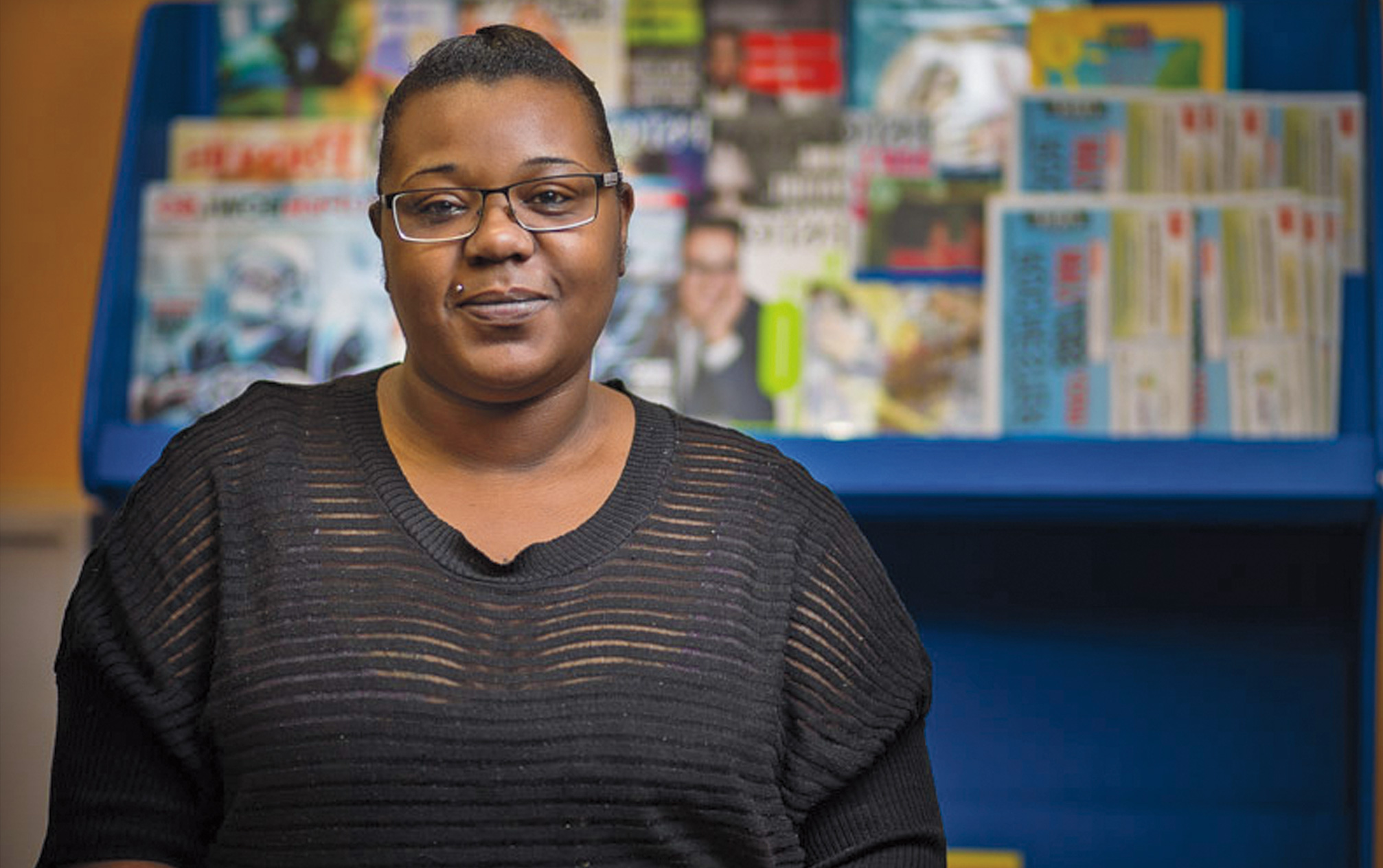 Syreeta Knight - Baden Street Settlement House, Emergency Family Services