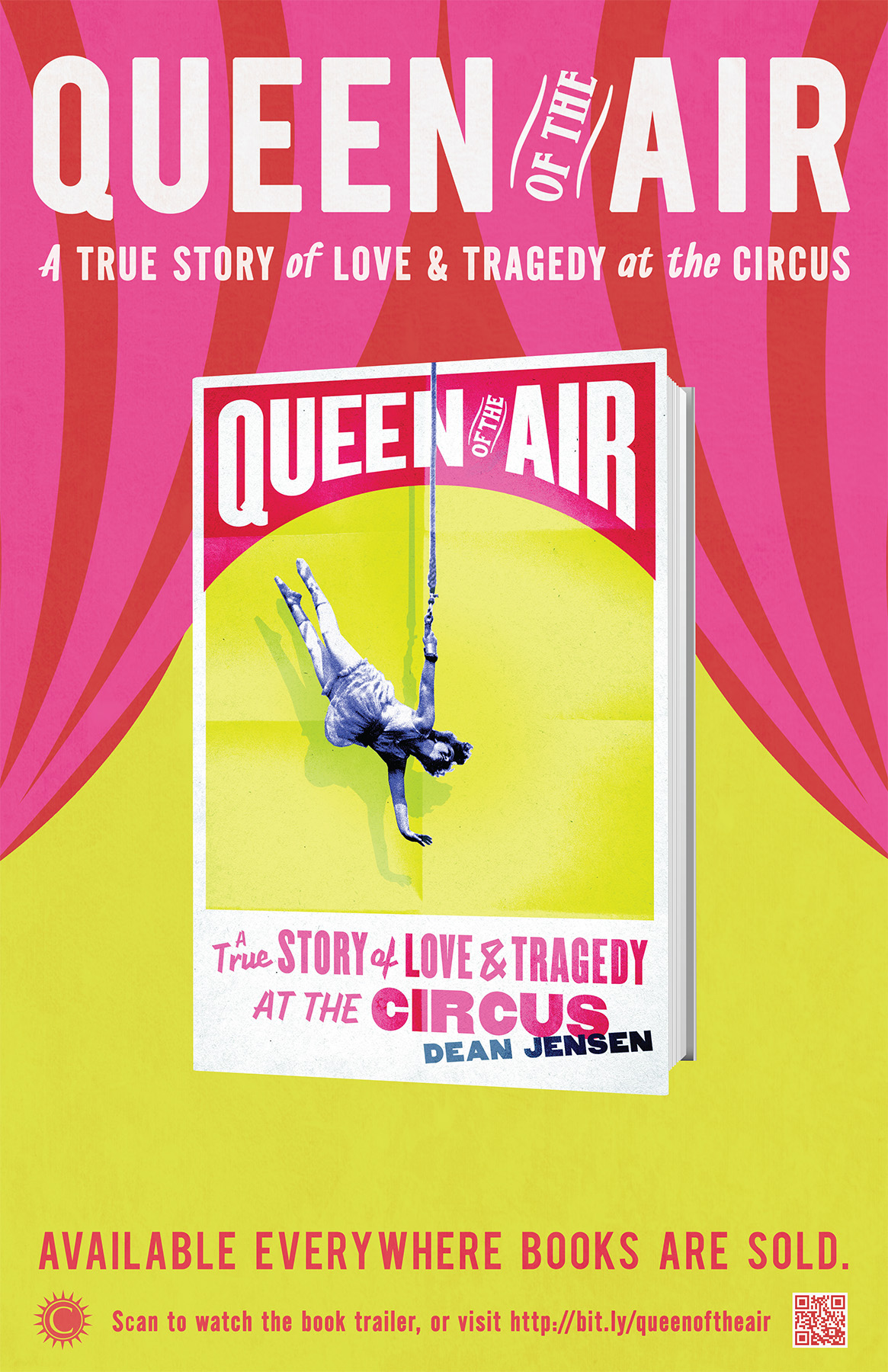 Queen of the Air Poster for Random House