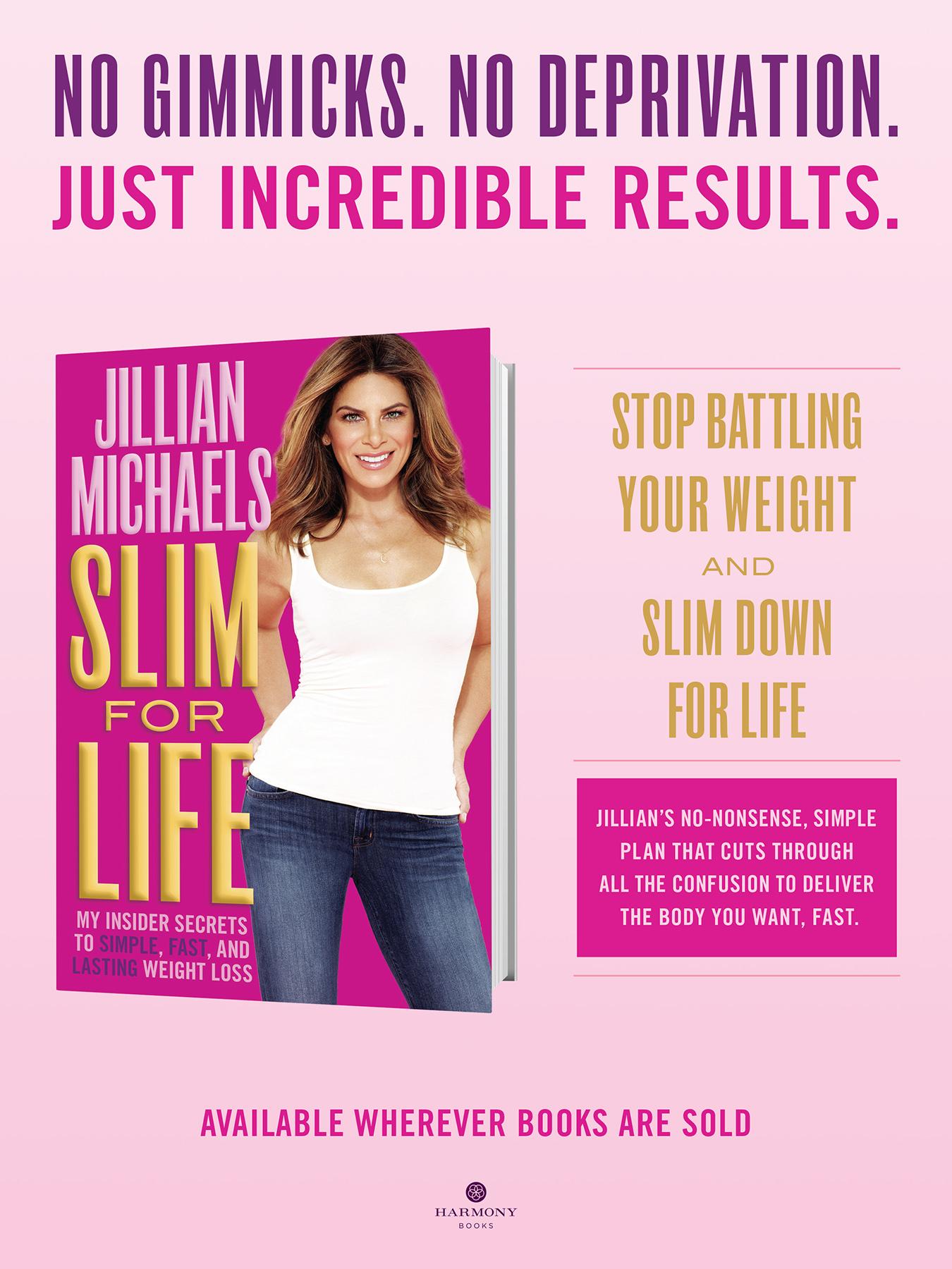 Slim for Life People Magazine Ad for Random House