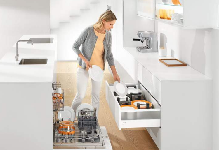 5. Zone lave-vaisselle -