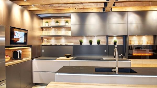 Salle de montre de cuisine - MACUCINA Laval