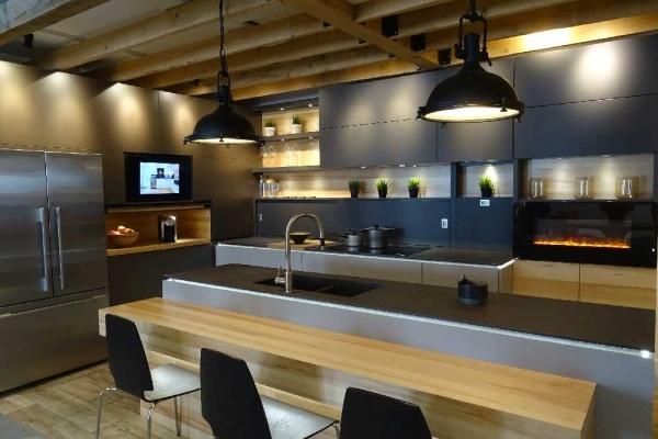 Salle de montre de cuisine 4 - MACUCINA Laval