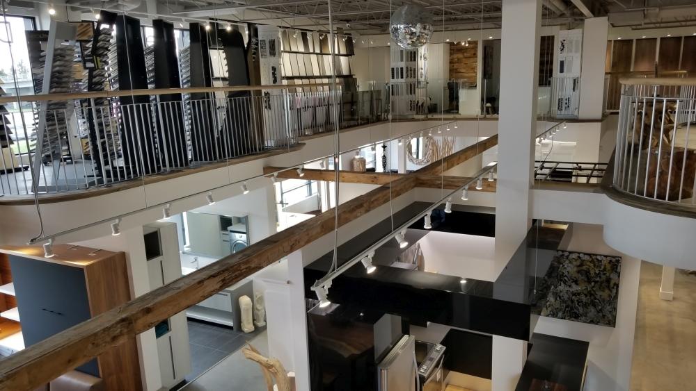 Salle de montre MACUCINA à Laval