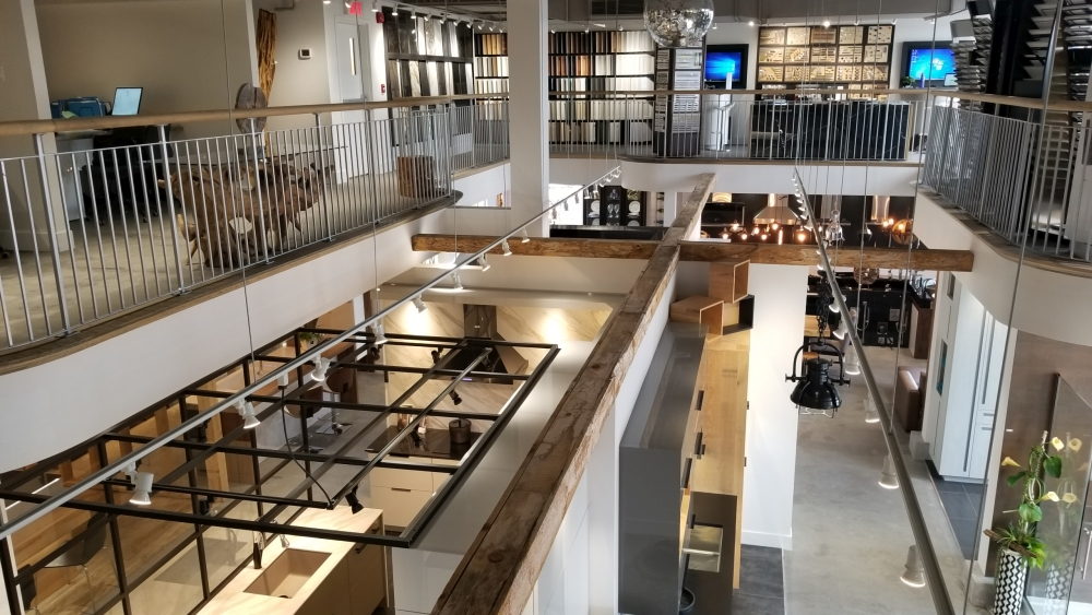 Salle de montre MACUCINA Laval