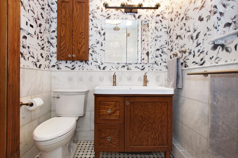Salle de bain classique Outremont - vue 1