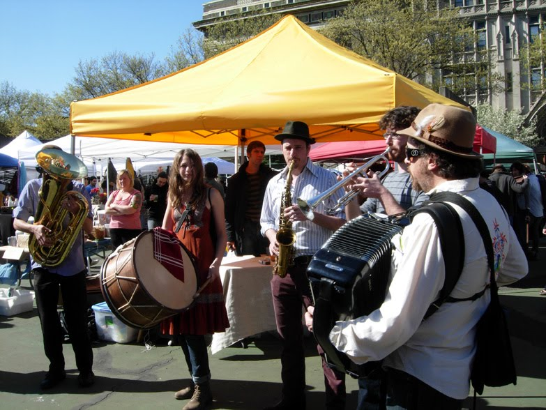 Wonderful roving band that appeared from seemingly nowhere