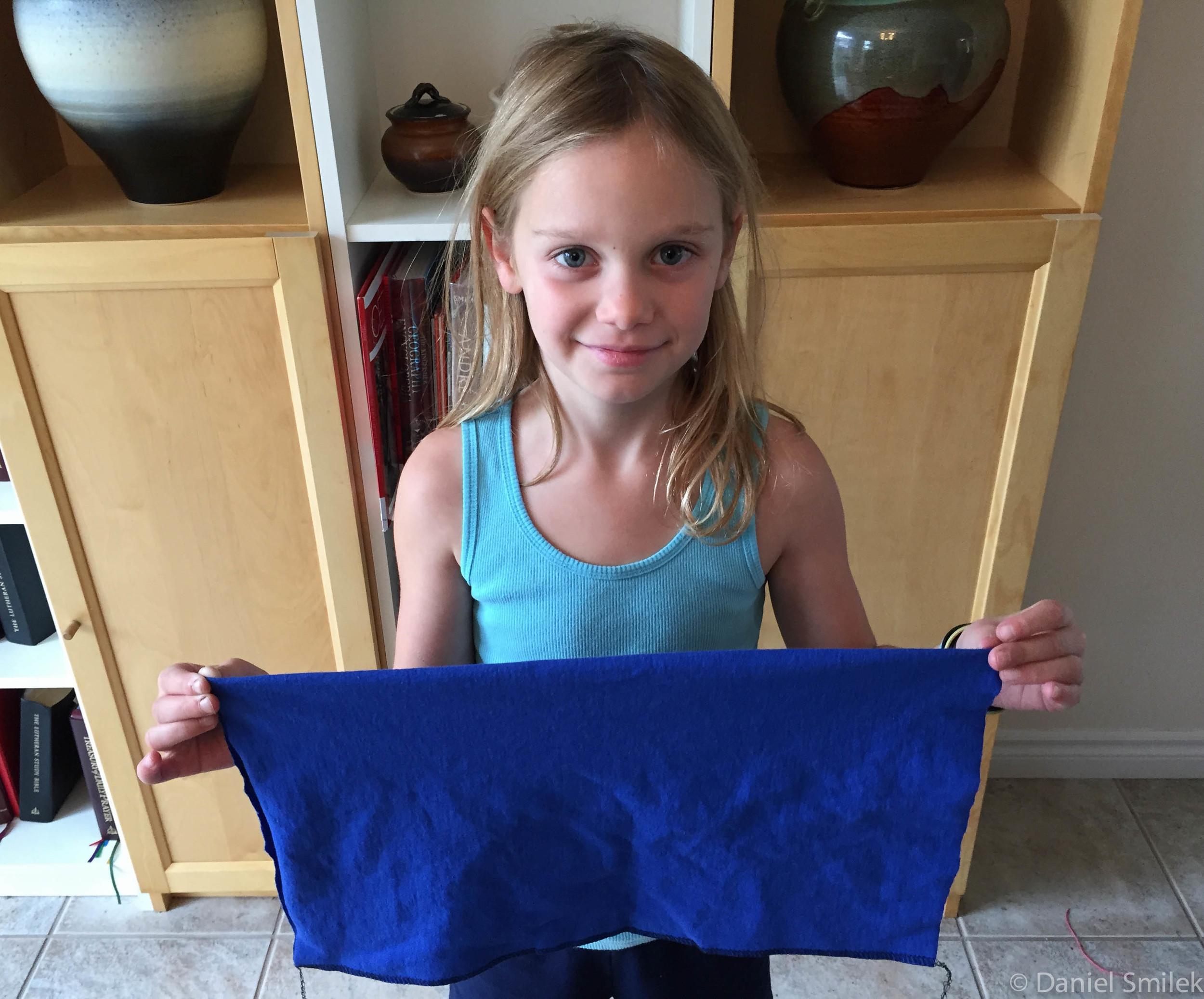 Here is the tubular bandana!