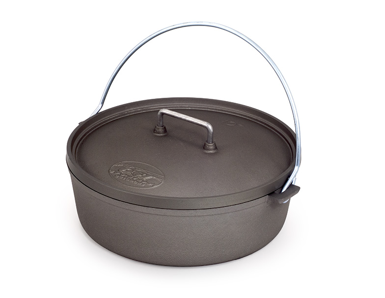 GSI Hard Anodized Dutch Oven