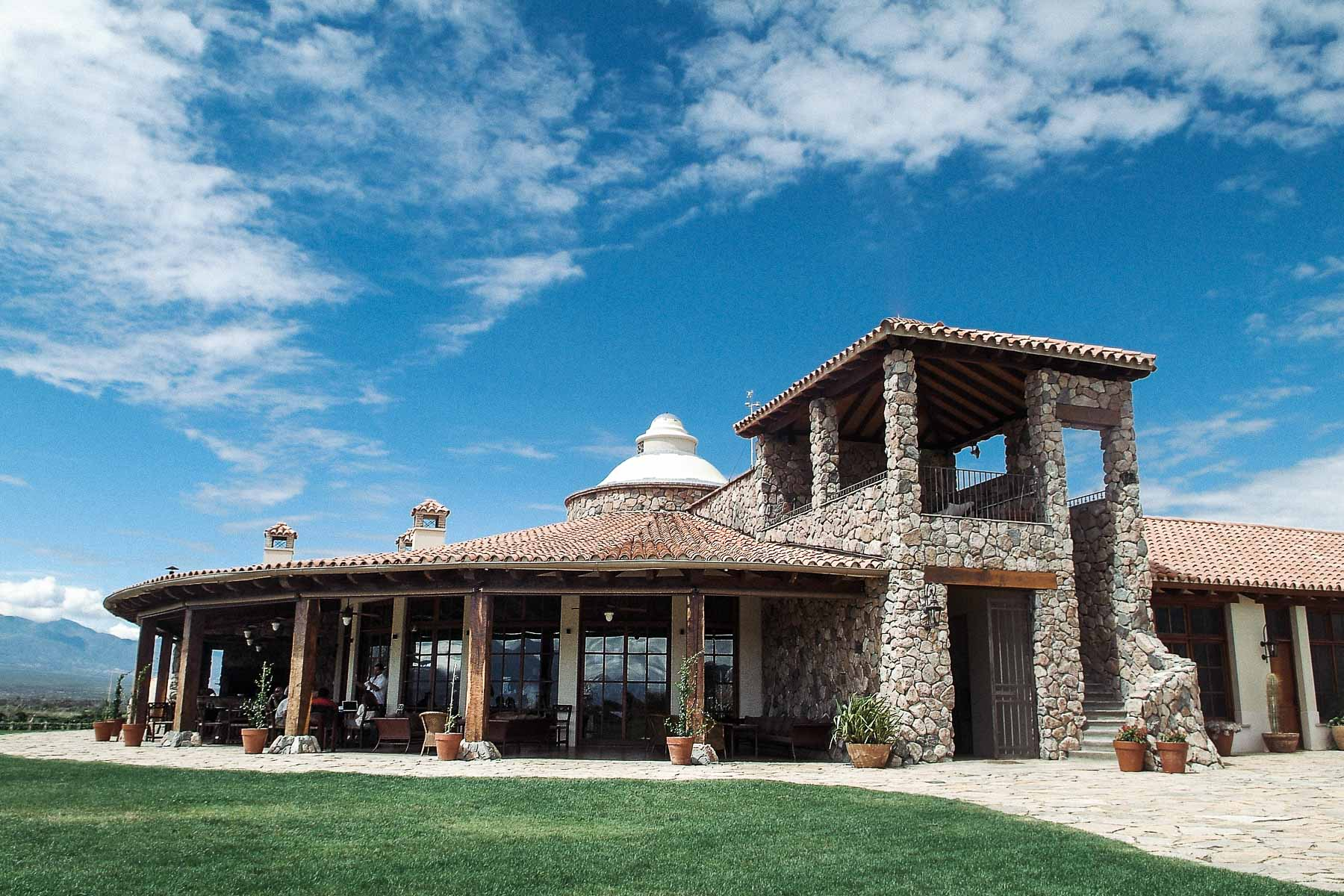 La Estancia de Cafayate Wine & Golf