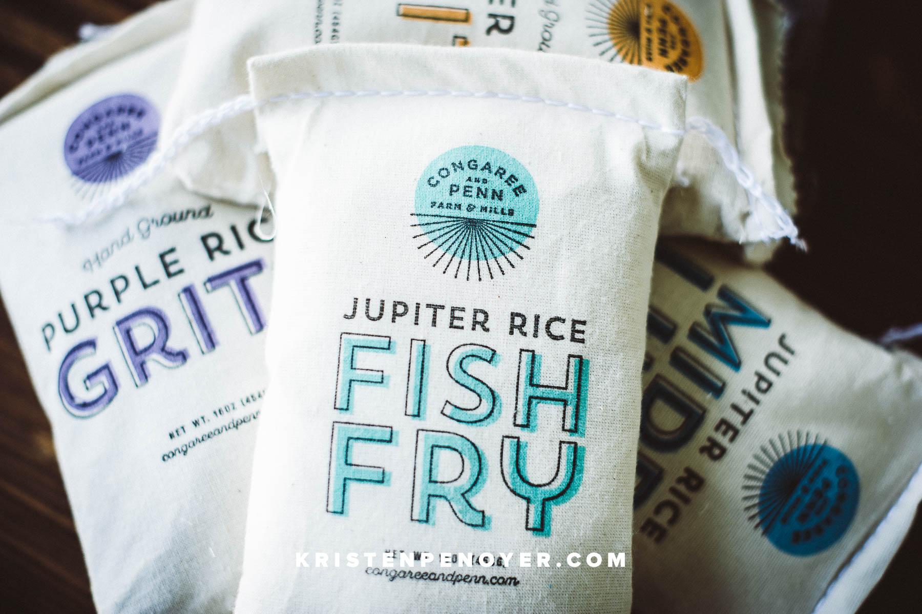 Florida Rice Farm Photography