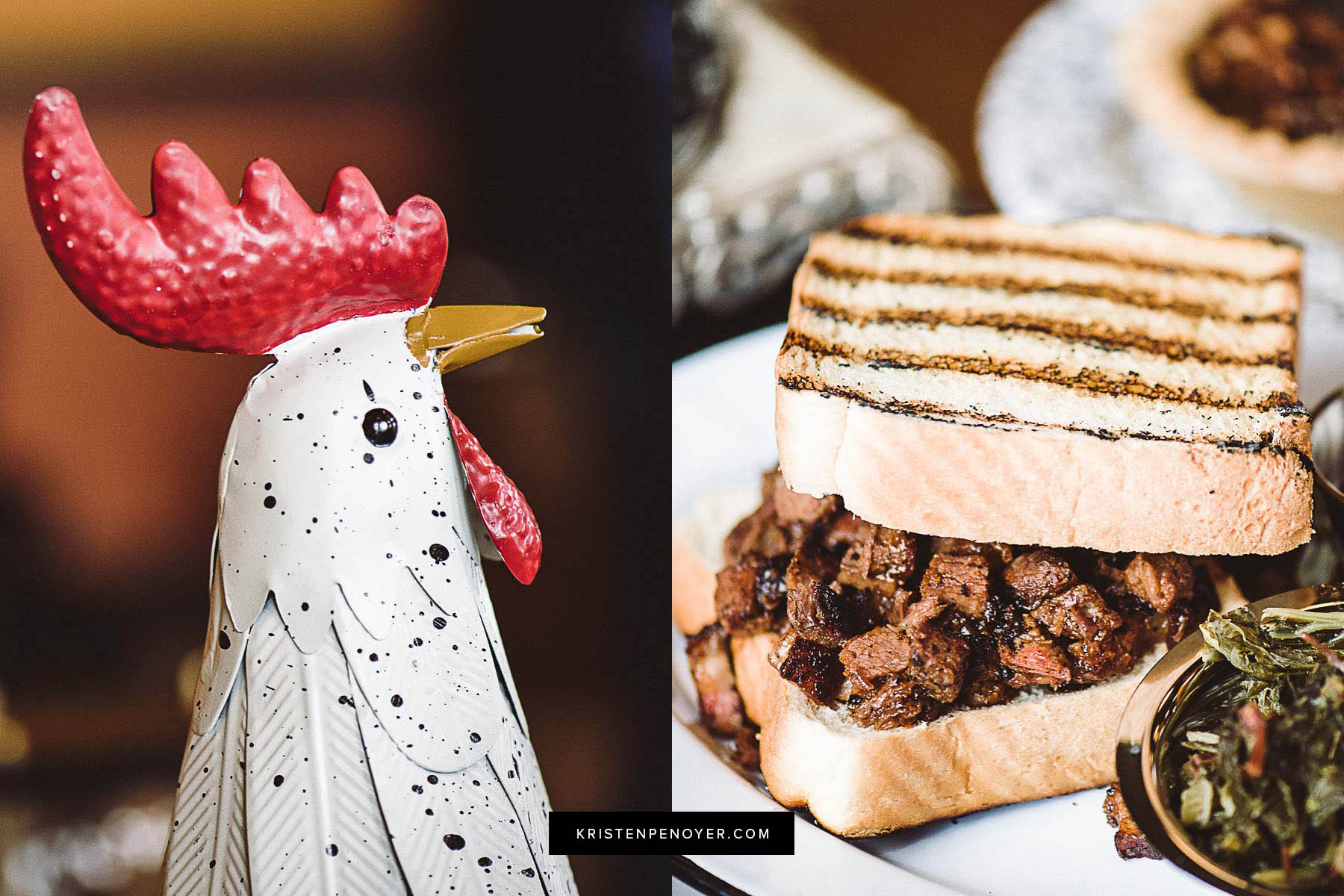 Food and restaurant photography with Gilbert's Social in Jacksonville, Florida.