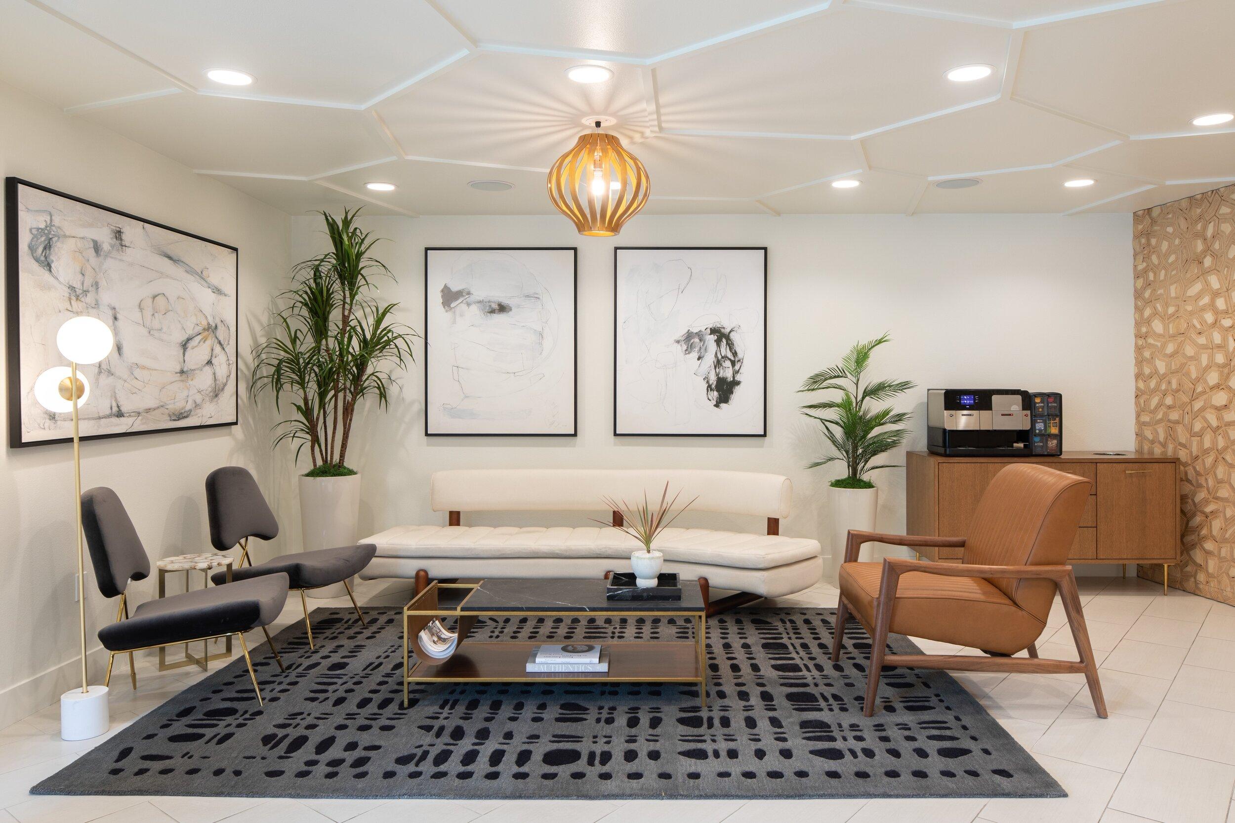 prisma apartments - Client: Wood PartnersType: Multi-FamilyLocation: Santa Ana, CAStatus: Completed