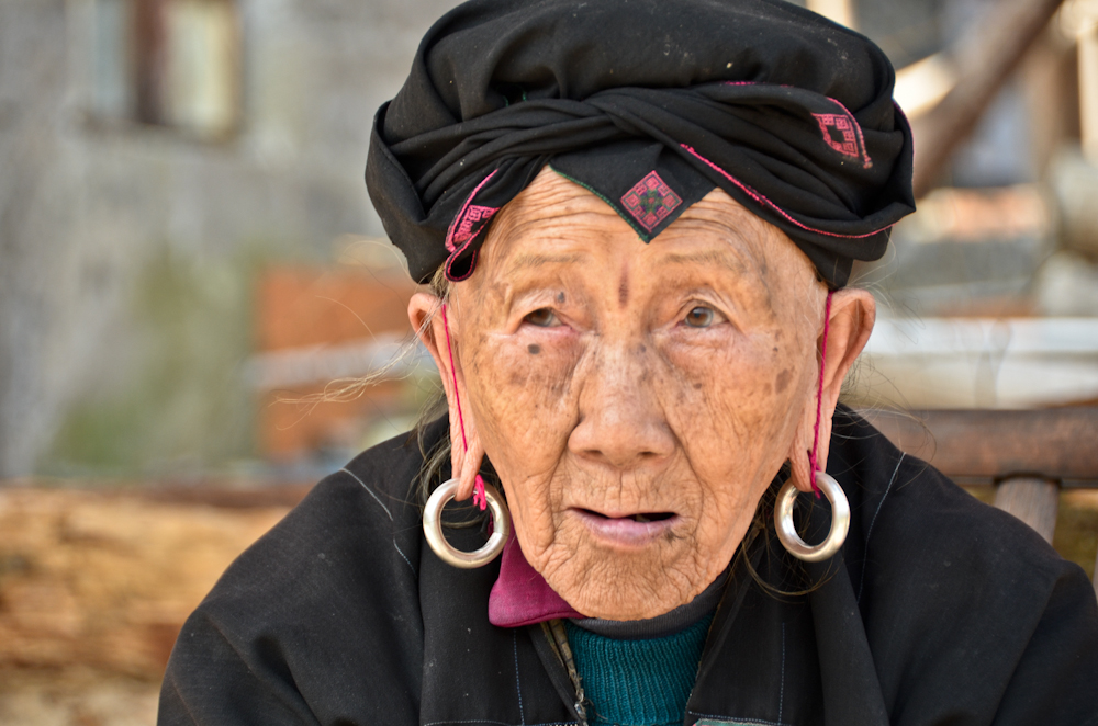 Old Rice Lady - www.therearmirror.com