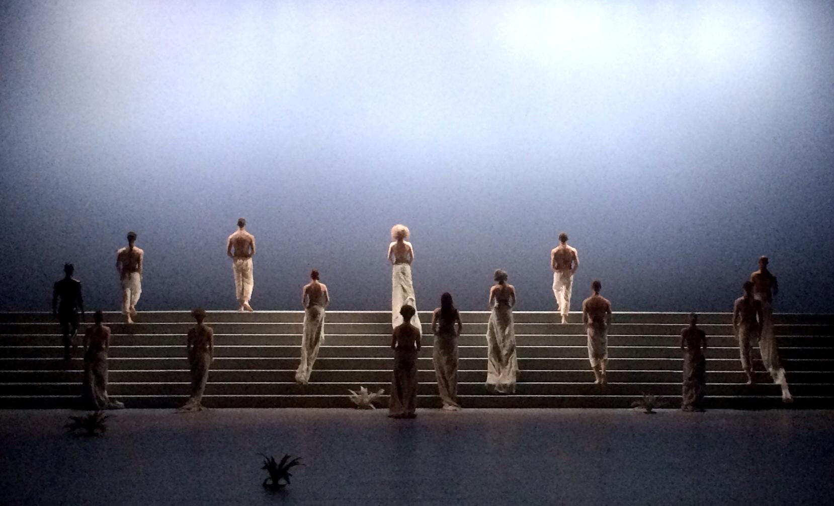 Near the Terrace  (2000)