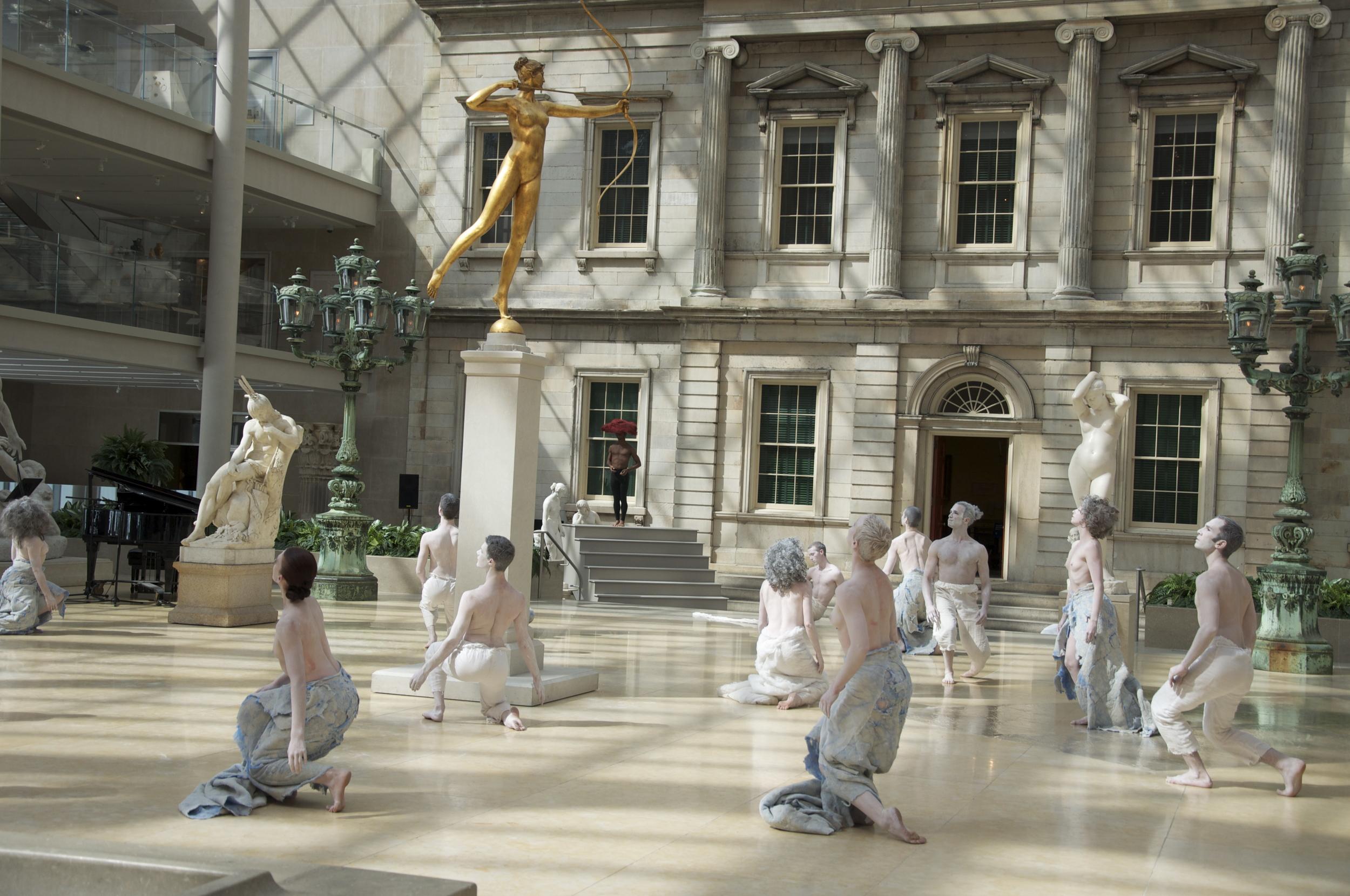 Still Moving— The Metropolitan Museum (2011)