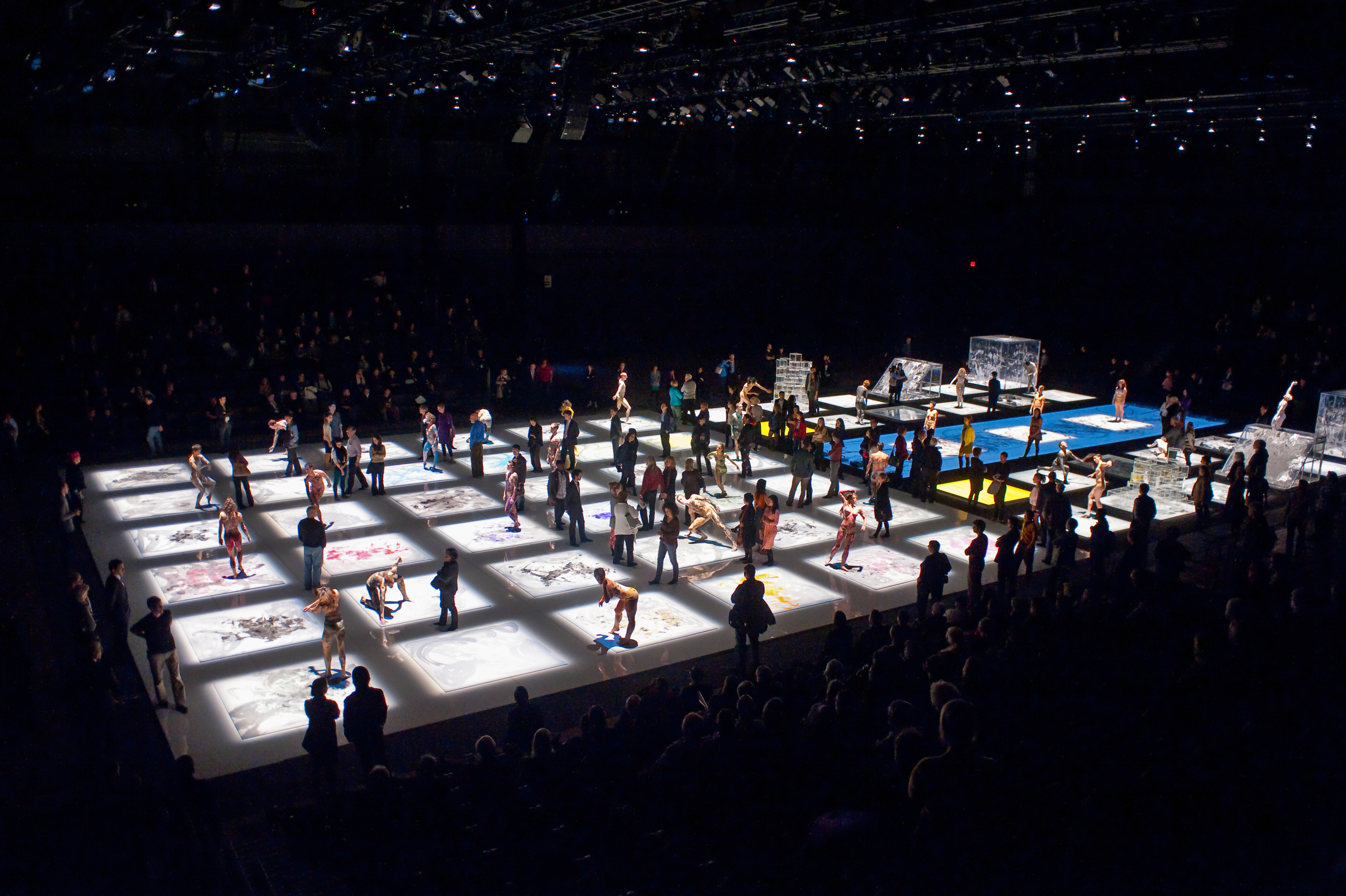 Undivided Divided— Park Avenue Armory (2011)