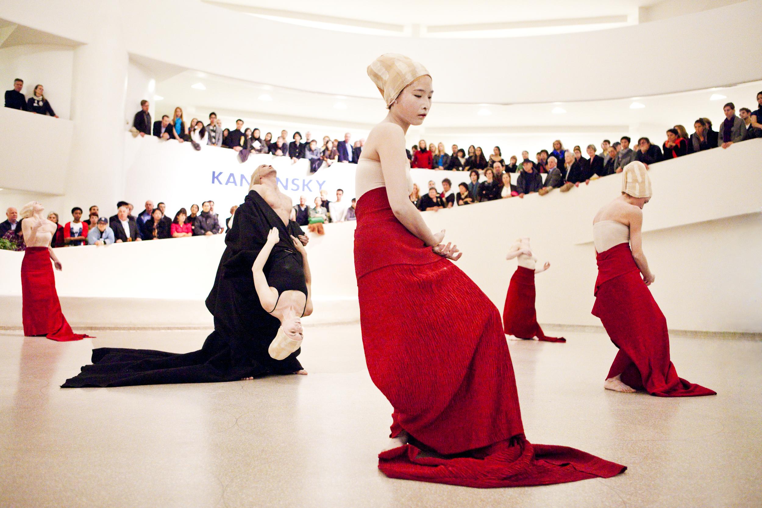 Folding— Guggenheim Museum (2009)