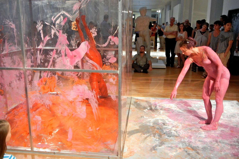 Undivided Divided—  North Carolina Museum of Art (2012)