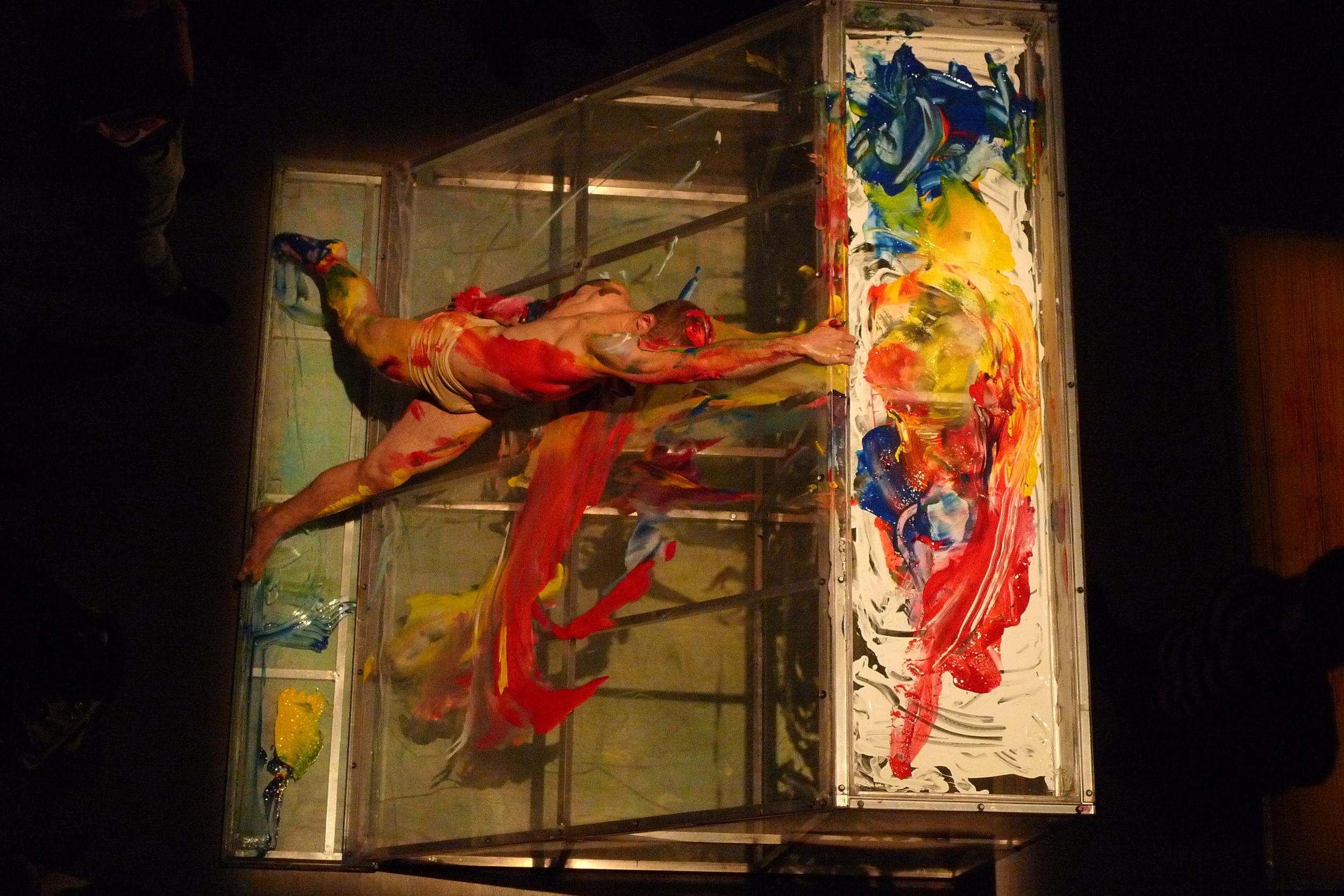 Undivided Divided—  Yerba Buena Center for the Arts (2013)