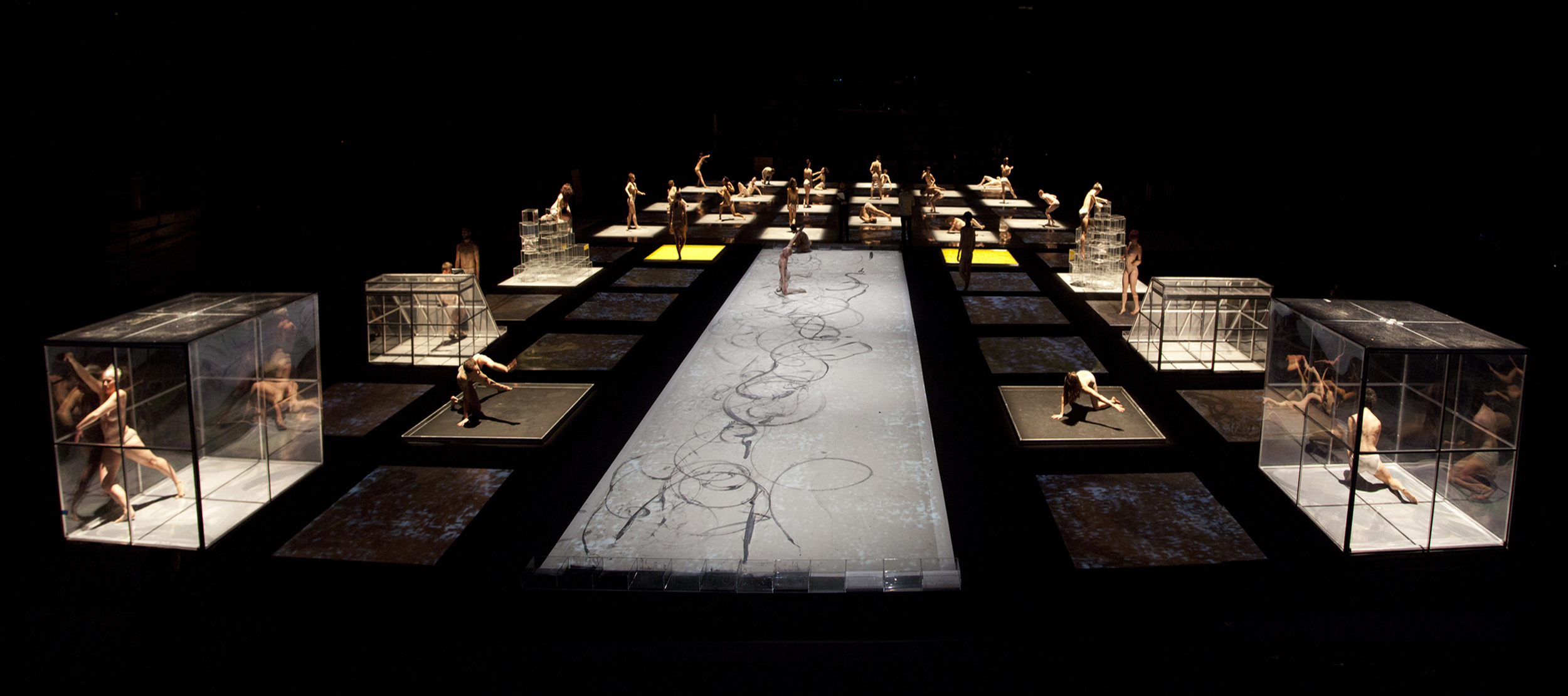 Undivided Divided  at Park Avenue Armory (2011)