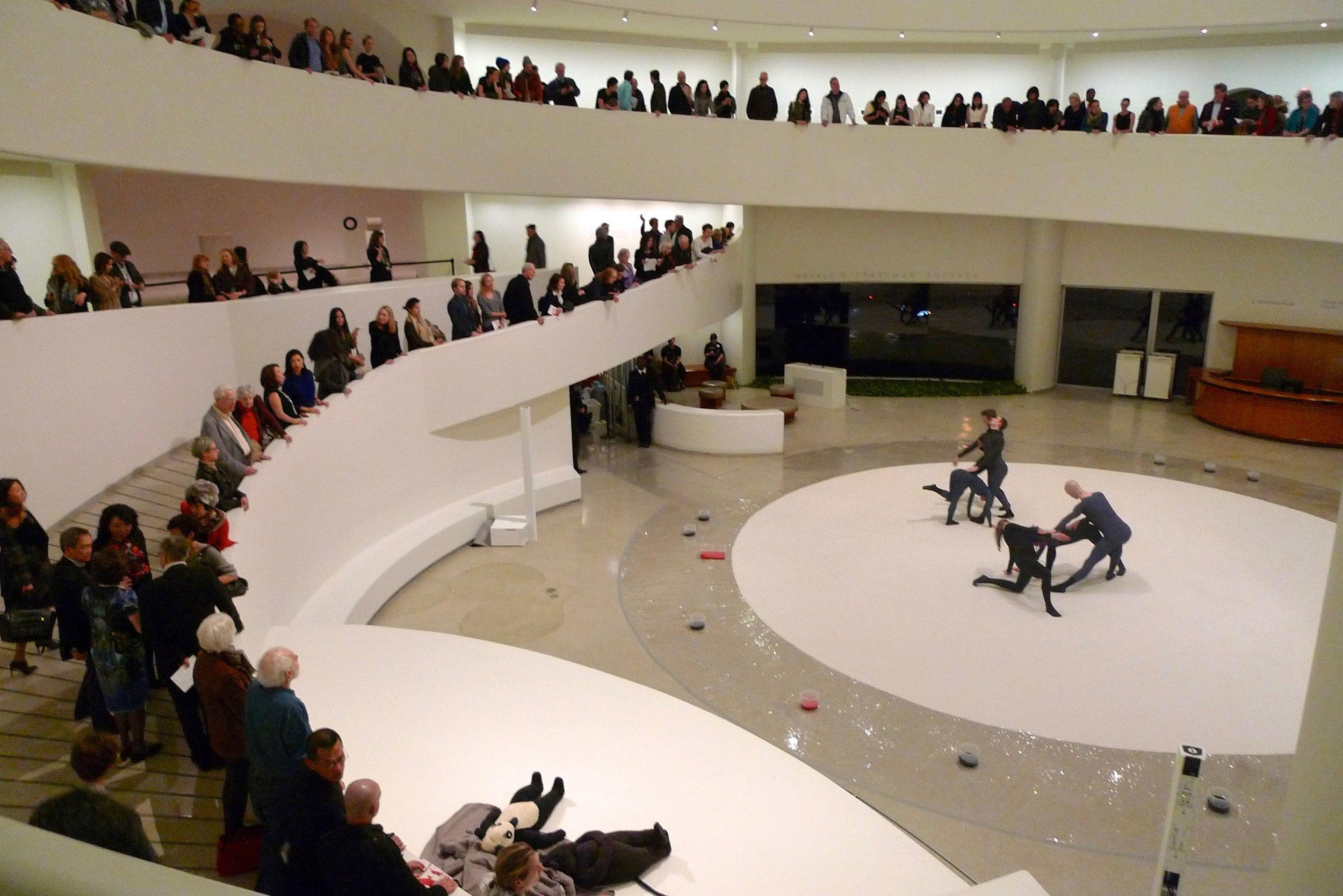 Works & Process  - Guggenheim Museum (2016)