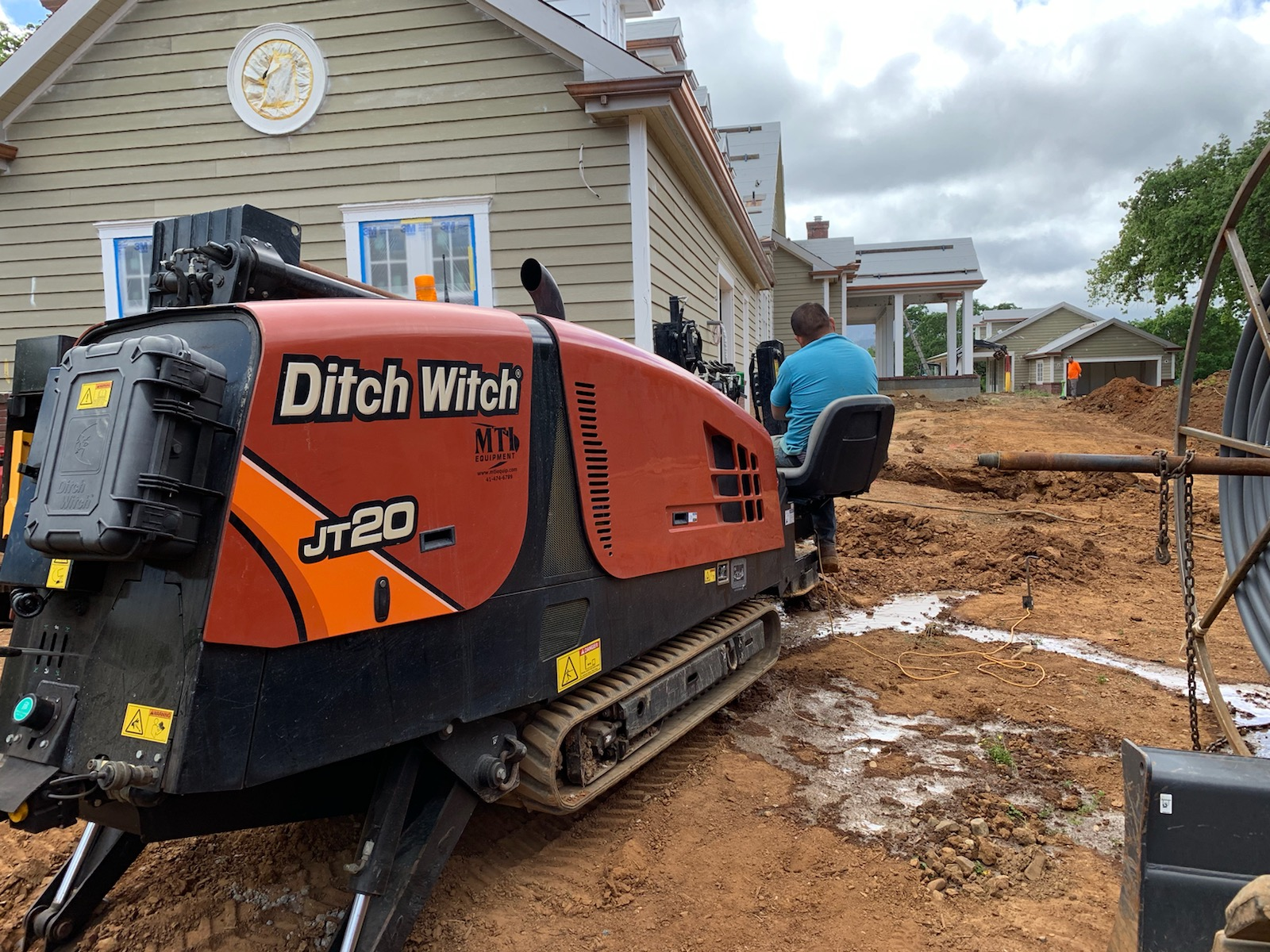 APEX DIRECTIONAL DRILLING — CORE ENGINEERING INC