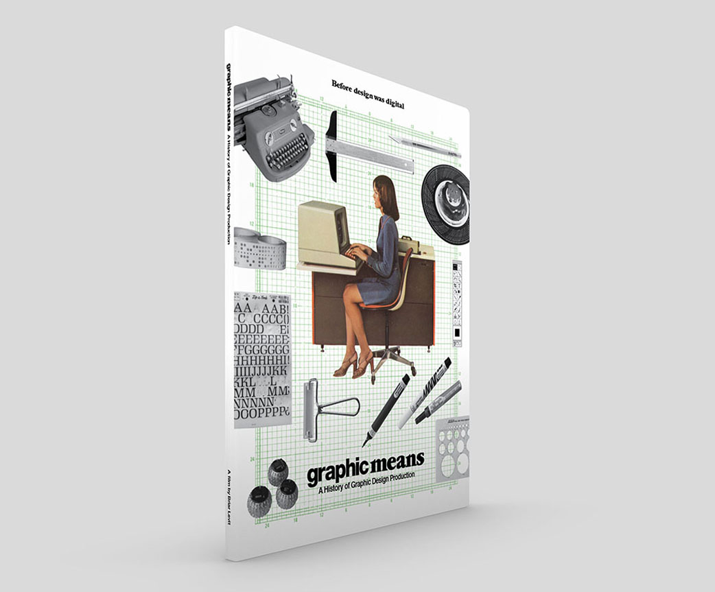 Graphic Means  DVD  is available for purchase in the shop  here .