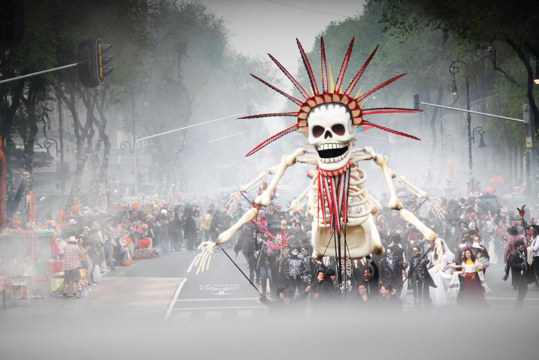 Desfile de marionetas