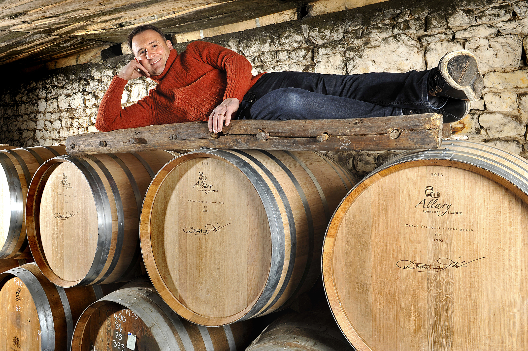 Picture_4_Patrick Drouet_lying on barrels.jpg