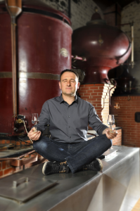 For Patrick Drouet, Zen is distilling