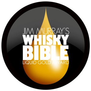 94 POINTS Liquid Gold Award  Jim Murray's Whisky Bible