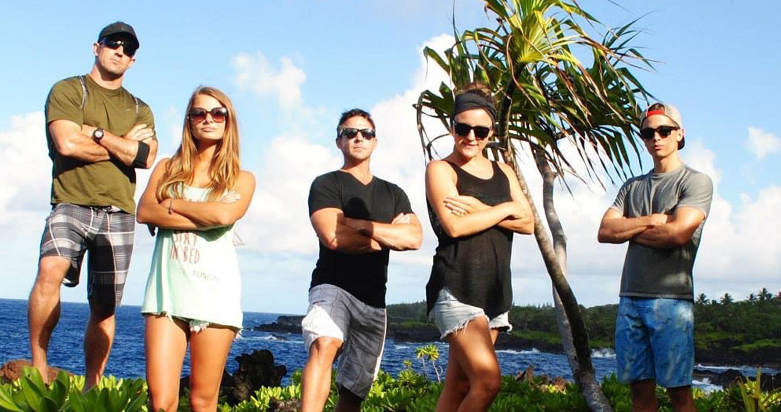 Maui Boy Band - R&D Events