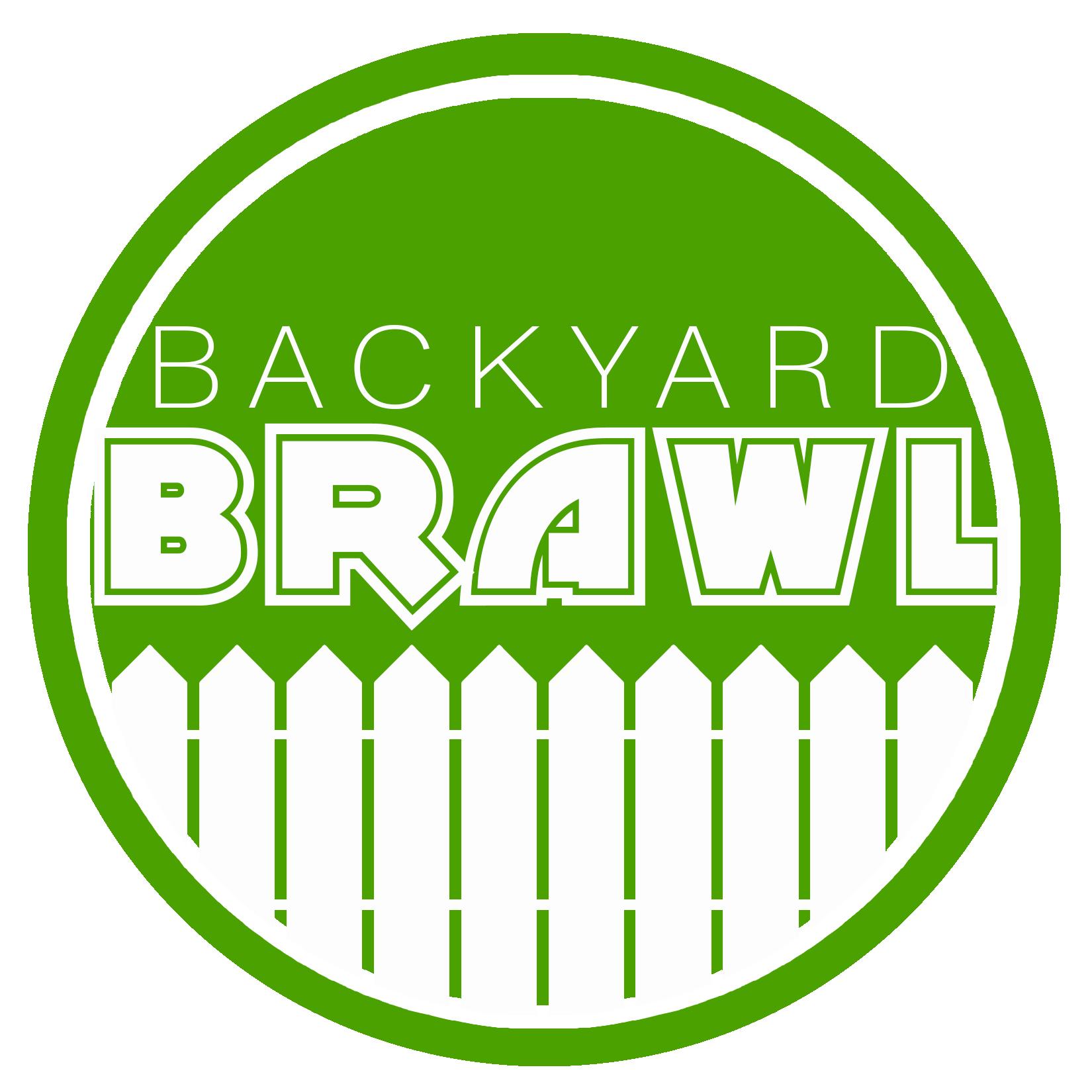 Backyard Brawl Logo
