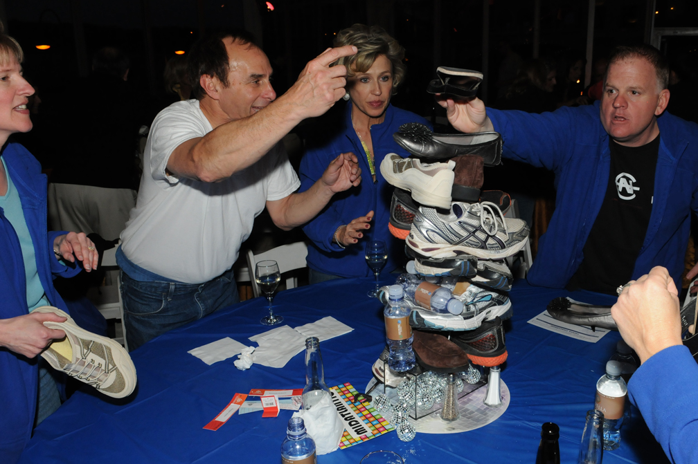 Ultimate Game Show - Shoe Pyramid
