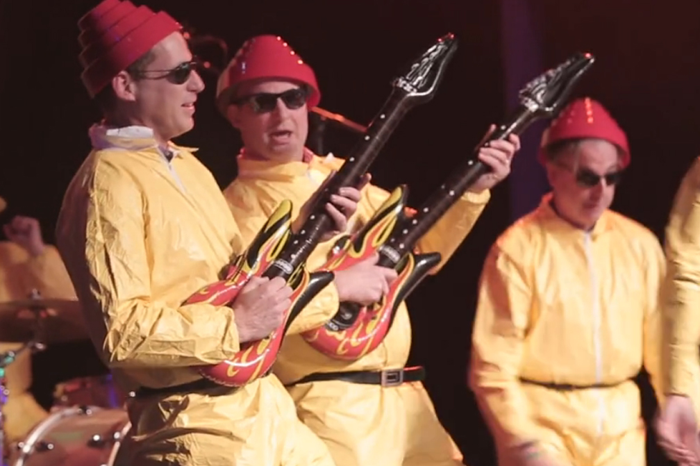 Lip Sync Battle - Devo