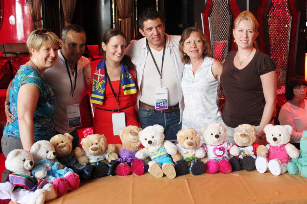 Operation Teddy Bear - Team Photo
